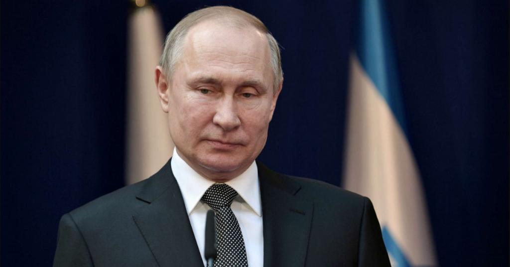 블록 체인 투표는 블라디미르 푸틴의 대통령 운명을 결정합니다